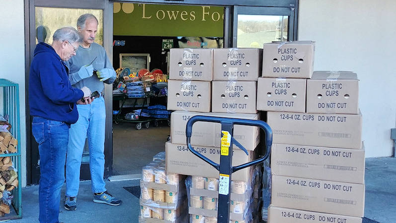 Lowes Food Donation